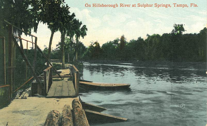River at Springs