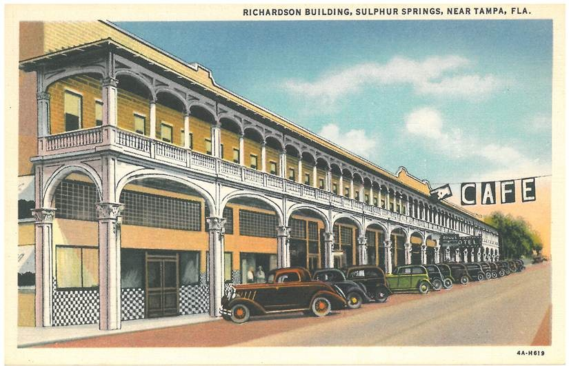 Sulphur Springs Hotel and Arcade